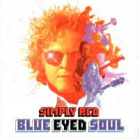 Simply Red ‎– Blue Eyed Soul