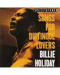 Billie Holiday – Songs For Distingué Lovers LP